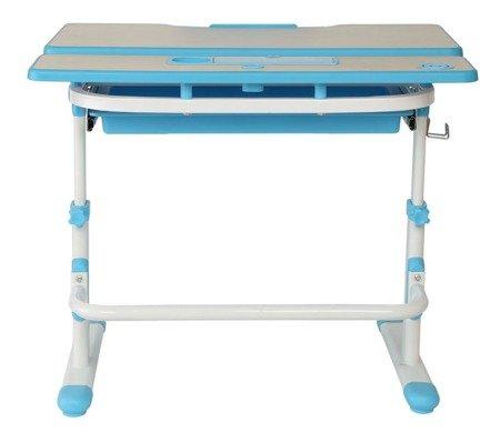Biurkosa Regulowane biurko dla dziecka Blue 11976341