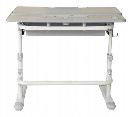 Biurkosa Regulowane biurko dla dziecka Grey 11976329