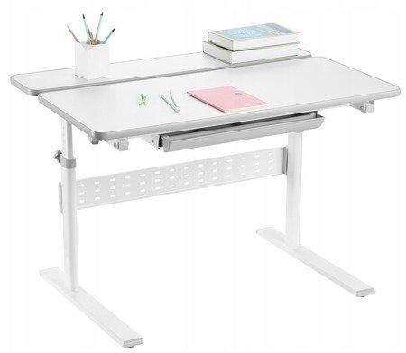 Biurkosa Regulowane biurko kreślarskie Grey 11976315