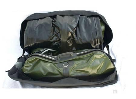 KOLAG Ponton turystyczno-wędkarski, 3 osób (dopuszczalne obciążenie: 351 kg, wymiary: 280x148 cm) 22678132