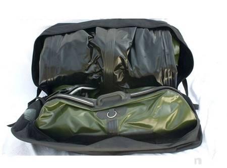 KOLAG Ponton turystyczno-wędkarski, 4 osób (dopuszczalne obciążenie: 350 kg, wymiary: 300x140 cm) 22678177