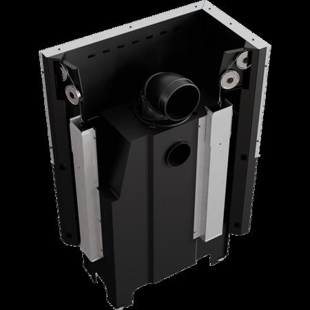 KONS Wkład kominkowy 14kW VN 810/410 BS Gilotyna (lewa boczna szyba bez szprosa, drzwi podnoszone do góry) - spełnia anty-smogowy EkoProjekt 30072658
