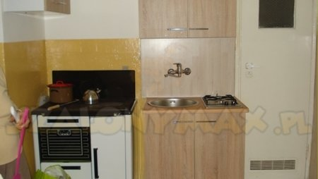 Kuchnia, angielka 9,2kW Jawor z wężownicą + druga wężownica gratis (kolor: brązowy) 25977148