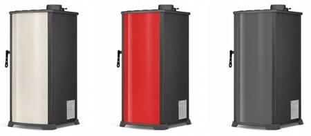 Piec wolnostojący 7,5-12kW (kolor: beż, wylot spalin: 120mm) - spełnia anty-smogowy EkoProjekt 99672872
