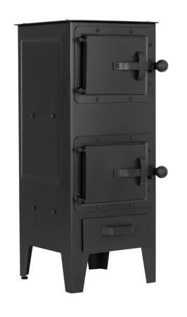 TOPGAR Piec stalowy 6kW (średnica wylotu spalin: 120 mm) 19877497